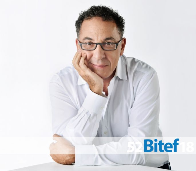 Interview with Srđan Šaper, the founder of I&F Grupa, and a friend of Bitef